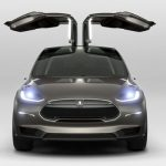 Tesla Leaps Into the Future With Its New Model X
