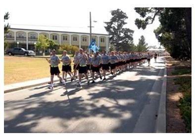 Cadets - running
