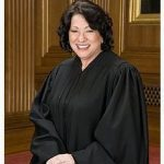 Lunch With Supreme Court Justice Sonia Sotomayor