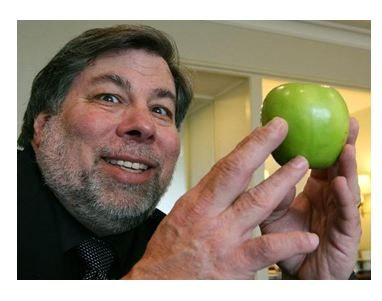 Hanging Out With the Woz