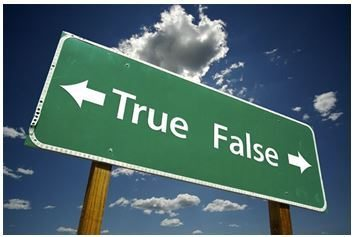 Sign - True False