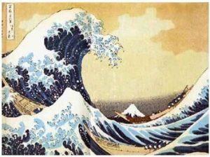Wave - Silkscreen