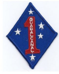 Guadalcanal Patch
