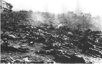 Henderson's Ridge 1942