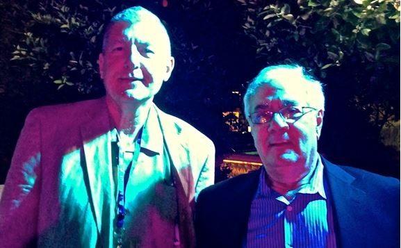 John Thomas and Barney Frank