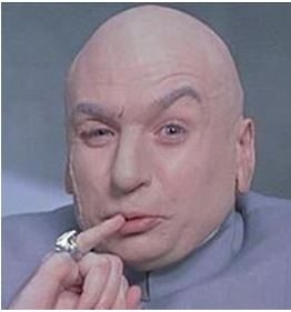 Mike Myers Dr. Evil