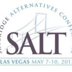 I'm Off to the SALT Conference