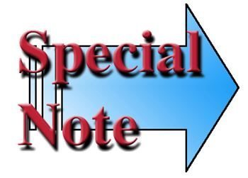 Image result for special notes