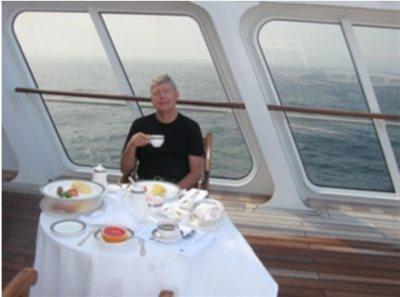 John Thomas-breakfast