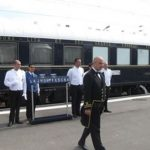 Report from The Orient Express