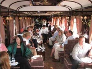 Orient Express - Club Car