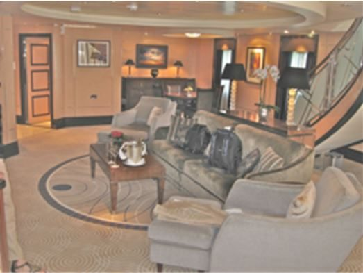 Queen Mary - Stateroom