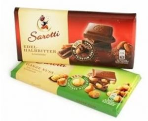 Sarotti Chocolate