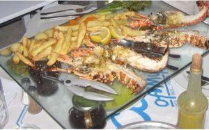 Seafood - Mykonos