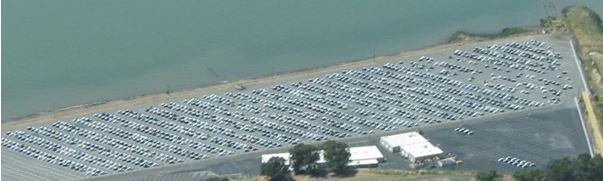 Honda Car Lot