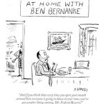 Ben Bernanke - Cartoon
