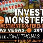 Come to the June 13-14 Invest Like a Monster Las Vegas Conference