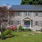 House - Solar Panels
