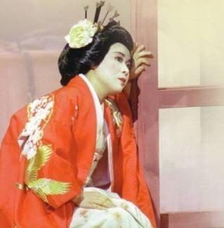Japanese Lady-Sad