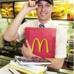 McDonalds Employee