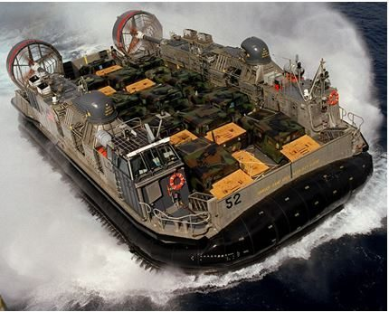 Navy Assault LCAC