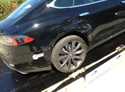 Tesla Damage