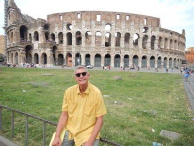 John Thomas-Roman Colosseum