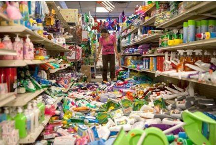 Earthquake - Store