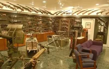 Gun-Ammunition-War Room