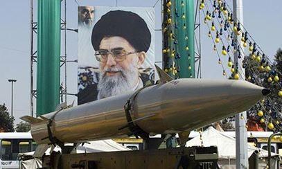 Nuclear Missile - Ayatollan Ali Khamenei
