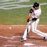 Giants Baseball Hitter