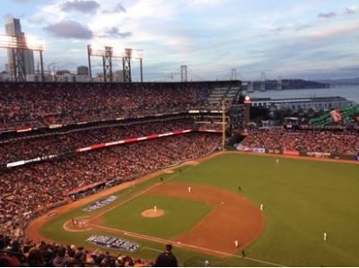 Giants-Royals World Series
