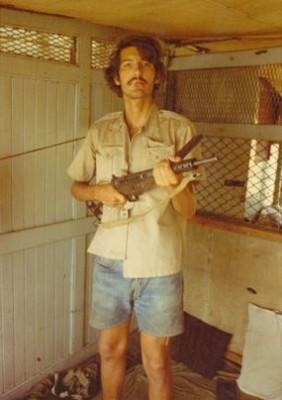 John Thomas - Young Man - Armed