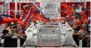 Robotic Car Mfg.
