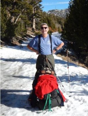 John Thomas - Hiking