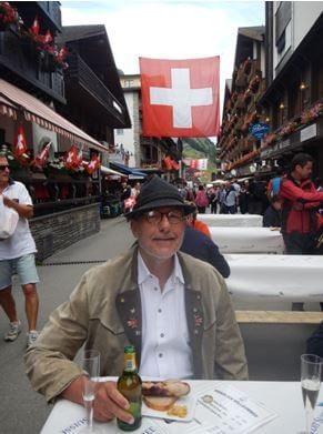 John Thomas - Switzerland