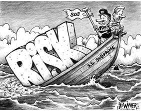 Risk Boat Sinking
