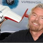 Flying with Sir Richard Branson