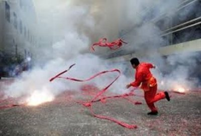 China - Firecracker