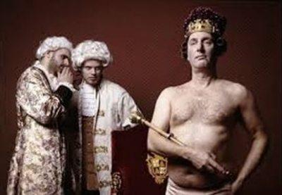 Emperor - No Clothes