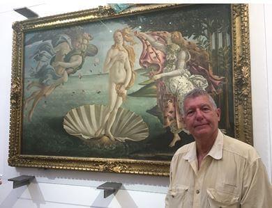 John with Venus