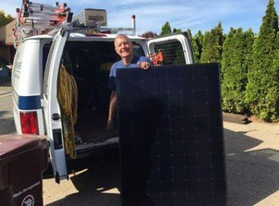 John Thomas Solar Panal