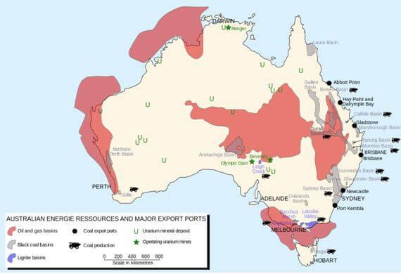 Australian Energie Ressources