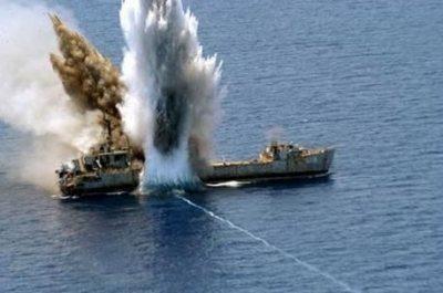 Ship - Torpedoed