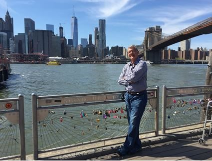 John in New York City