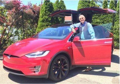 John with Tesla2