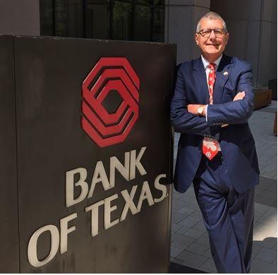 John at Bank of Texas